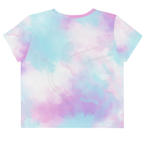 Sweet Surf Crop Tee