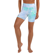 Brighter Days Yoga Shorts