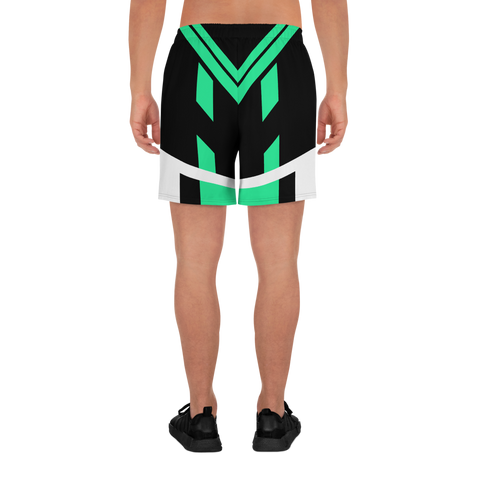 MaxDri Athletic Shorts -Brillo