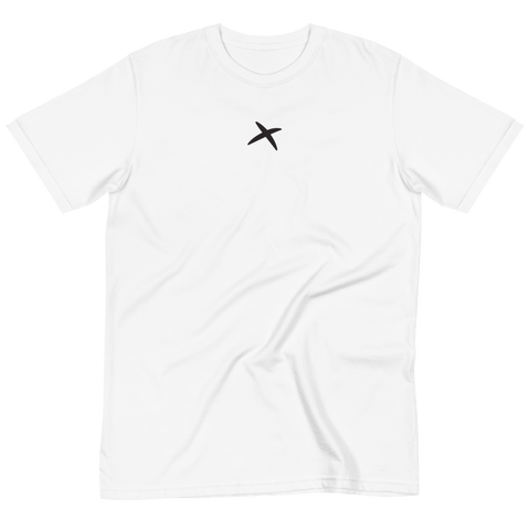 100% Organic T-shirt - Pure White