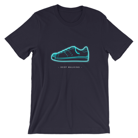 """Keep Walking"" - Unisex T-Shirt"