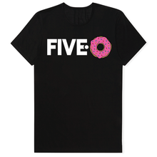 Men's FIVE-0 t-shirt (Black)