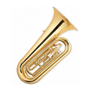 Ravel BB202 4/4 Tuba (3-valve) - Lacquered Finish