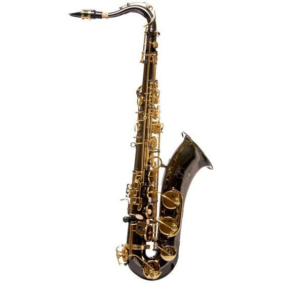 Ravel TS002BNP Black Nickel Student Tenor Saxophone with High F#