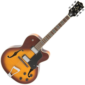 Josh Rouse 1972 Signature Archtop Archer Electric Guitar