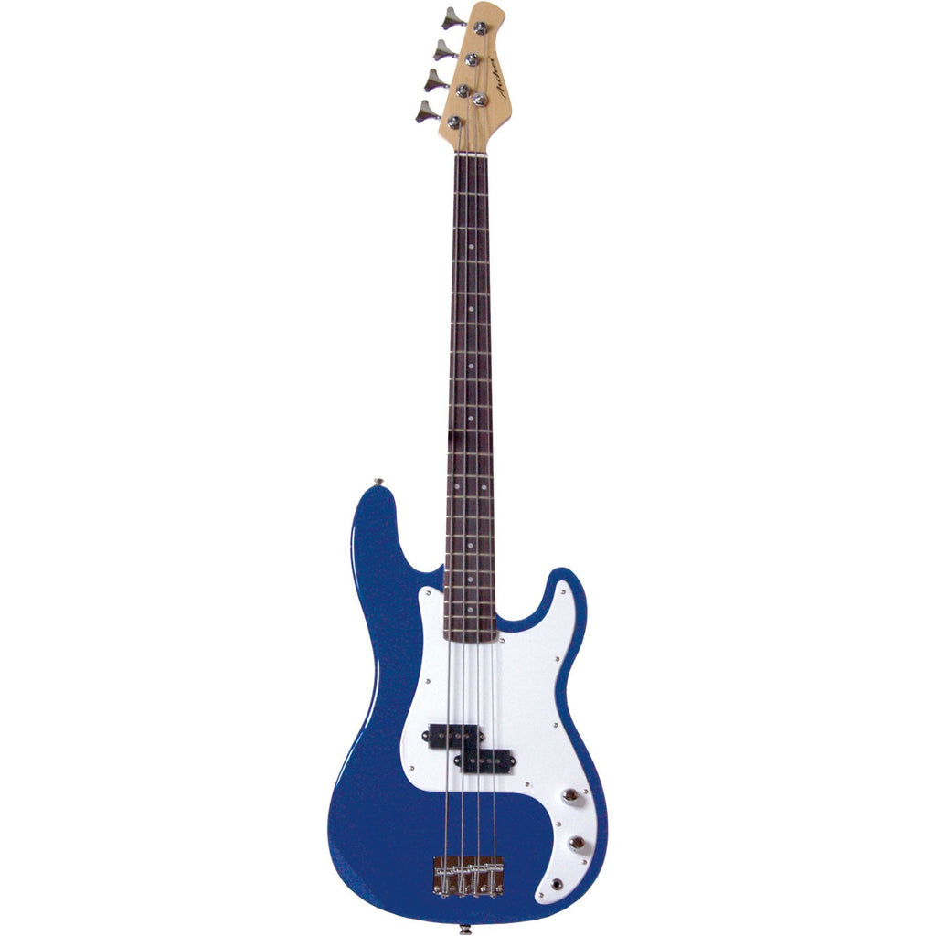 Archer SB10 P-Style Blue Electric Bass - Blue