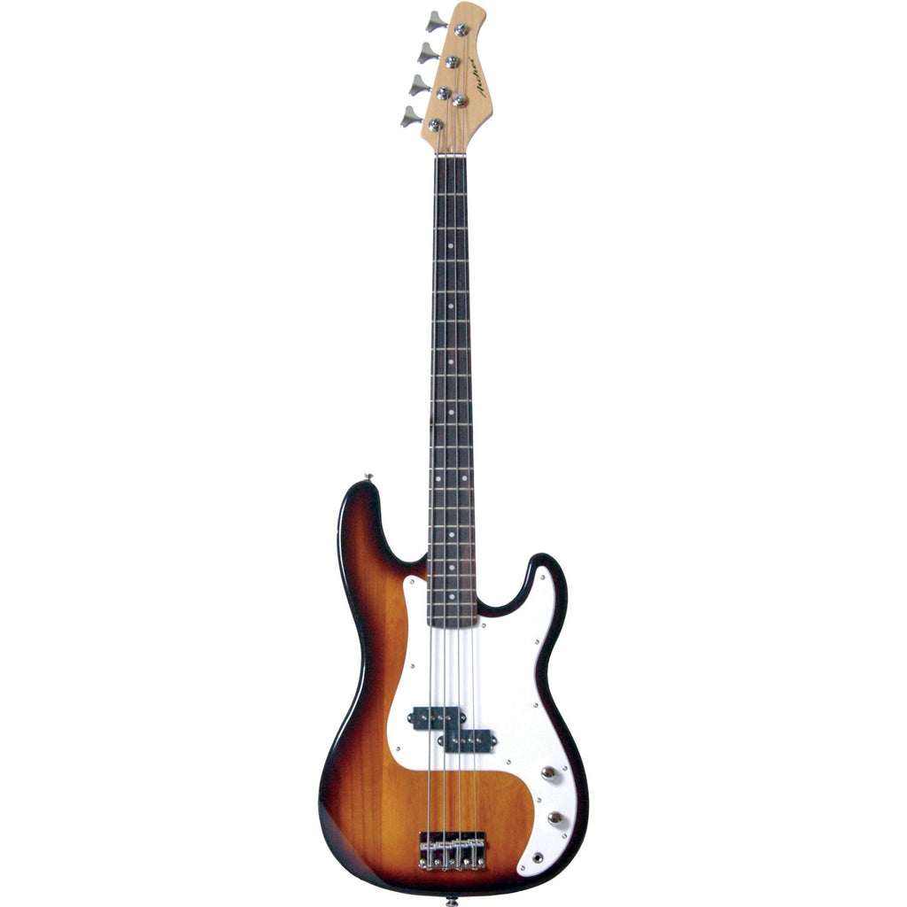 Archer SB10 P-Style Sunburst Electric Bass - SunBurst
