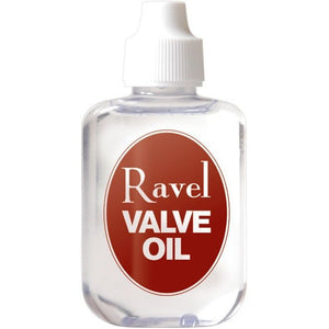 Ravel OP049 - Valve Oil, 1.4oz Bottles, One Dozen (12)
