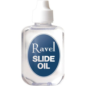 Ravel OP050 - Slide Oil, 1.4oz Bottles, Package of 12