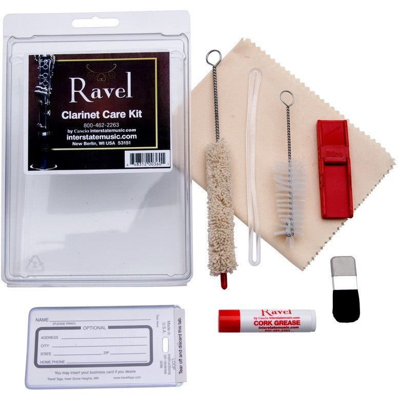 Ravel OP340 - Clarinet Care Kit