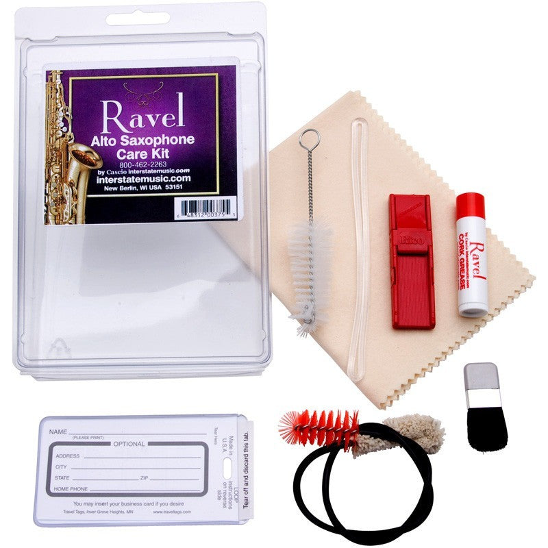 Ravel OP341 - Alto Sax Care Kit