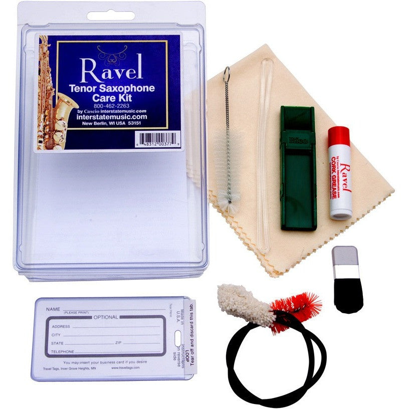 Ravel OP342 - Tenor Sax Care Kit