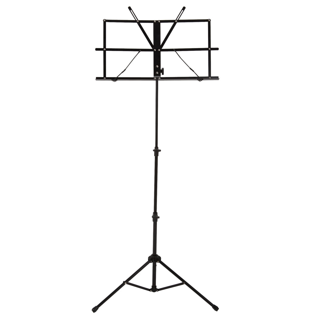Ravel Folding Music Stand, Black