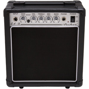 Archer GA-15 Guitar Amplifier, Black