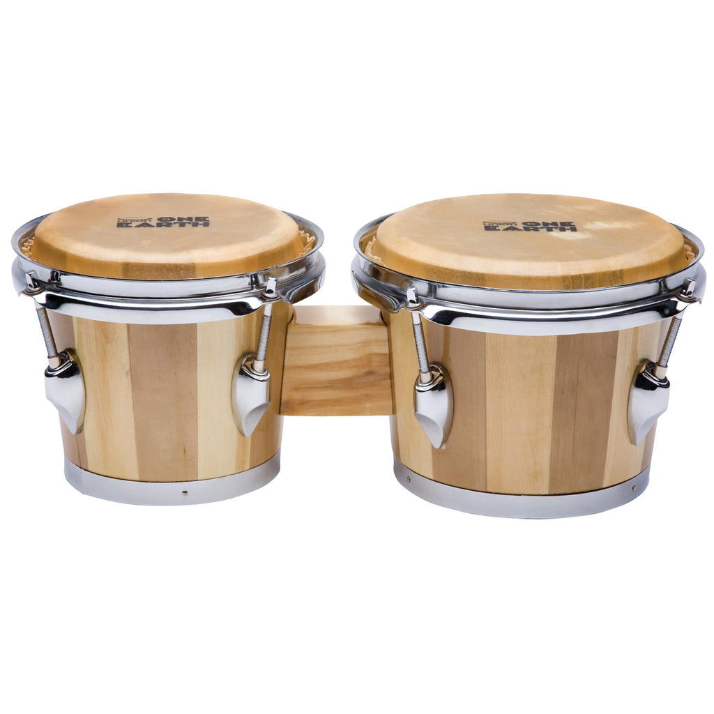 Union One Earth 2-Tone Bongos