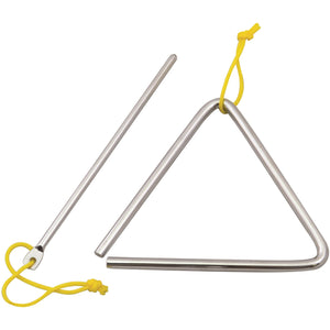 "Union 6"" Triangle with Striker"