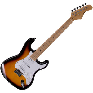 Archer SS10 Electric Guitar - Maple Neck, Sunburst Finish