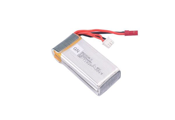 YouCute 7.4V 1200mAh Battery for mjx X101 RC quadcopter drone spare parts - DroneLand