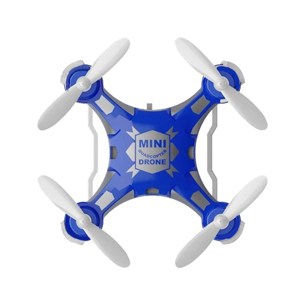 AKK Mini Portable 2.4G Quadcopter with 3D Eversion and One Key Return Blue - DroneLand