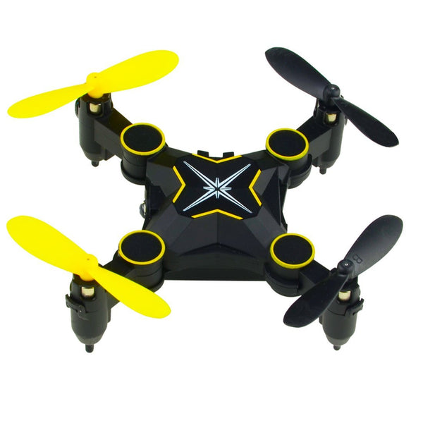 AKK 2.4G 4CH 6 Axis Quadcopter RC Model Aircraft One Key Return with FPV Drone - DroneLand