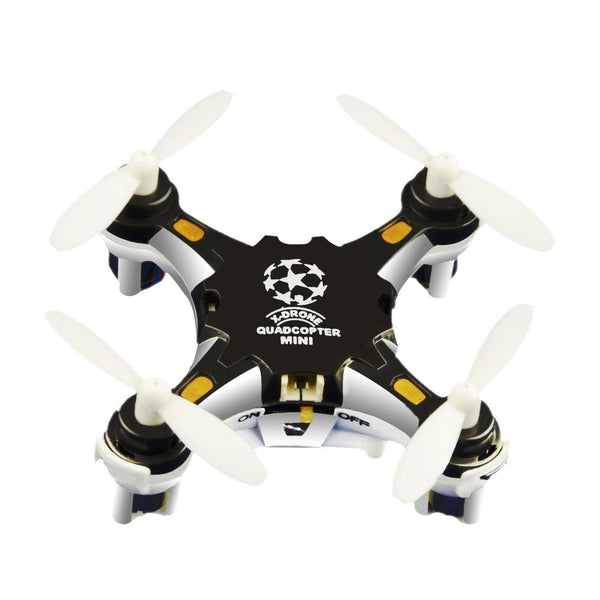 AKK 2.4G Quadcopter with 3D Eversion and One Key Return Black - DroneLand