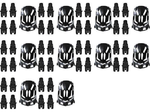 10 x Quantity of Estes Proto-X Nano Body Shell H111-01 Black Quadcopter Frame w/ Motor supports - FAST FROM Orlando, Florida USA! - DroneLand