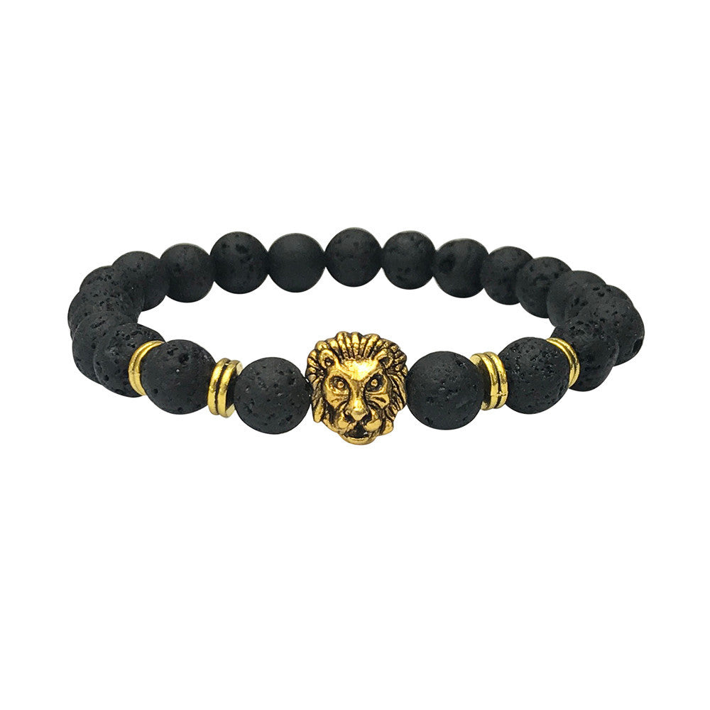 Lion Bead Braclet