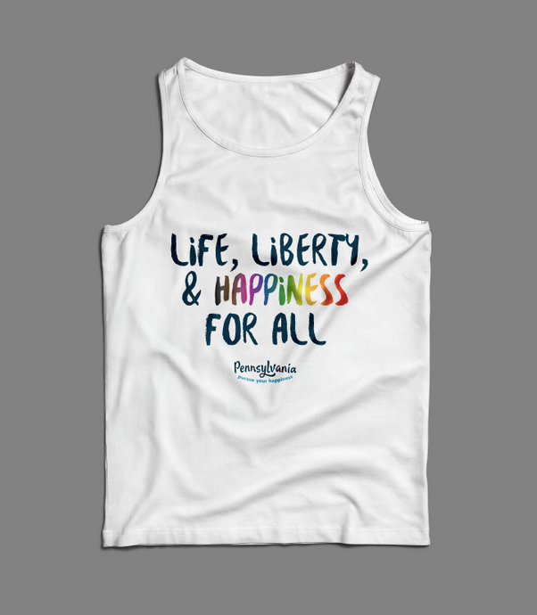 Life, Liberty, & Happiness For All
