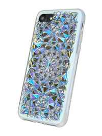 Felony Case Clear Cosmic Holographic Kaleidoscope Case iPhone 6/6s / XP