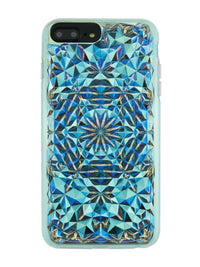 Felony Case Clear Cosmic Holographic Kaleidoscope Case iPhone 7 Plus / XP