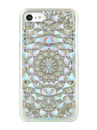 Felony Case Clear Cosmic Holographic Kaleidoscope Case iPhone 7 / XP