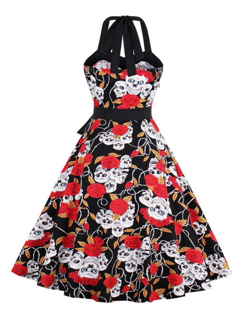 e10fee02a31 Retro Sugar Skull Party Dress - Sizes S - 3XL – The Epic Outfitter
