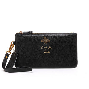My Bee - Genuine Leather Purse - Bella Boutique