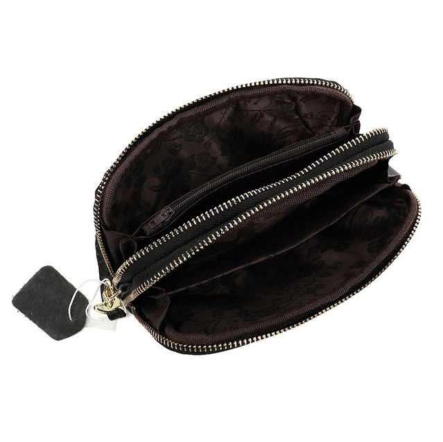 La Abeille - Leather purse - Bella Boutique