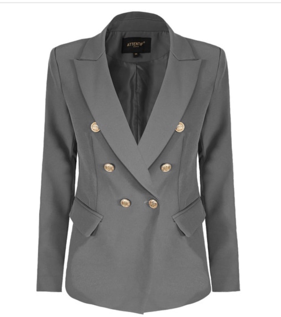 The Maine Blazer - Bella Boutique