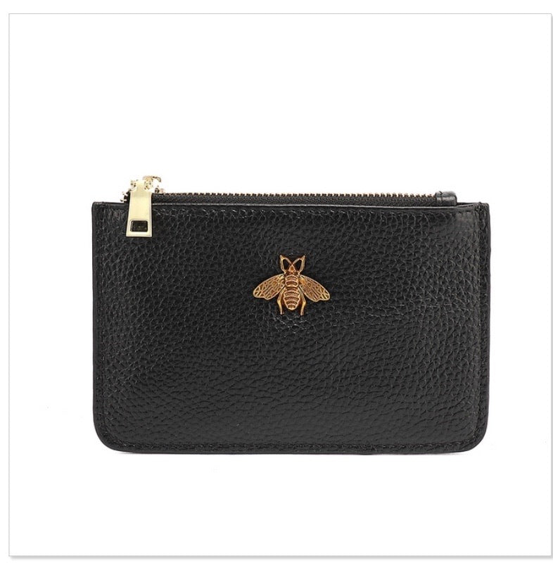 The Abeille coin purse - Bella Boutique