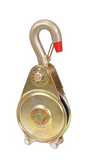 Snatch block pulley POK with clip