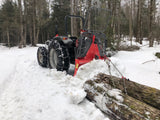 Hydraulic Forestry Winch