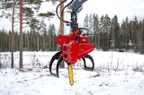 Tilting Grapplesaw for Treemek. SG160 by MEcanil.