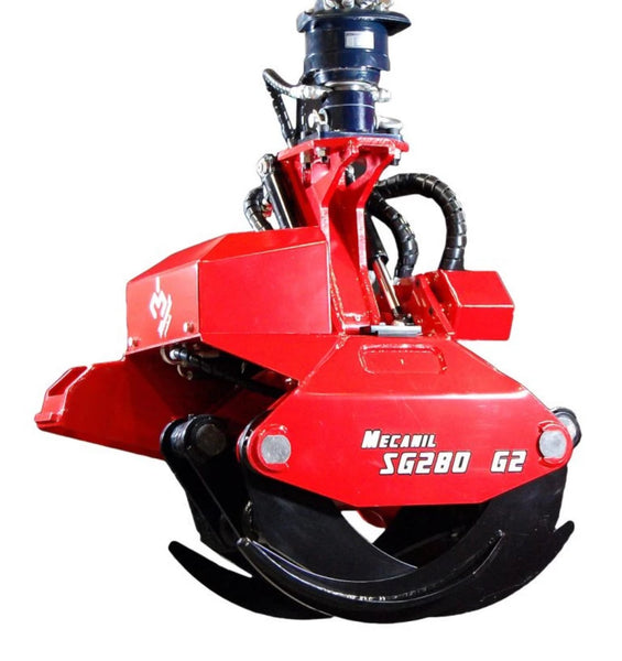 mecanil sg280 grapple saw