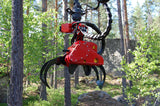MEcanil felling head for tree mek