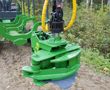 FARMA BC18 tree shear for installation on knucklebooms and log loader cranes.