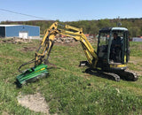 Farma forestry mower for excavator