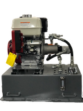 hydraulic powerpack with Honda engine