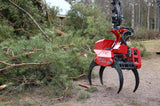 mEcanil SG220 grapple saw on treemek for tree service professionals.