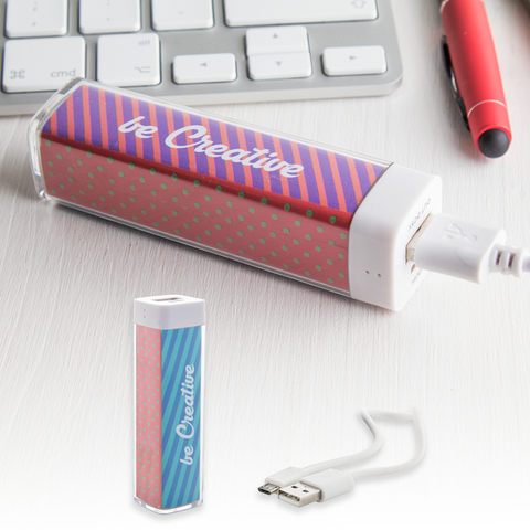 Power Bank ELECTRIZE BeCreative - Solocalendari