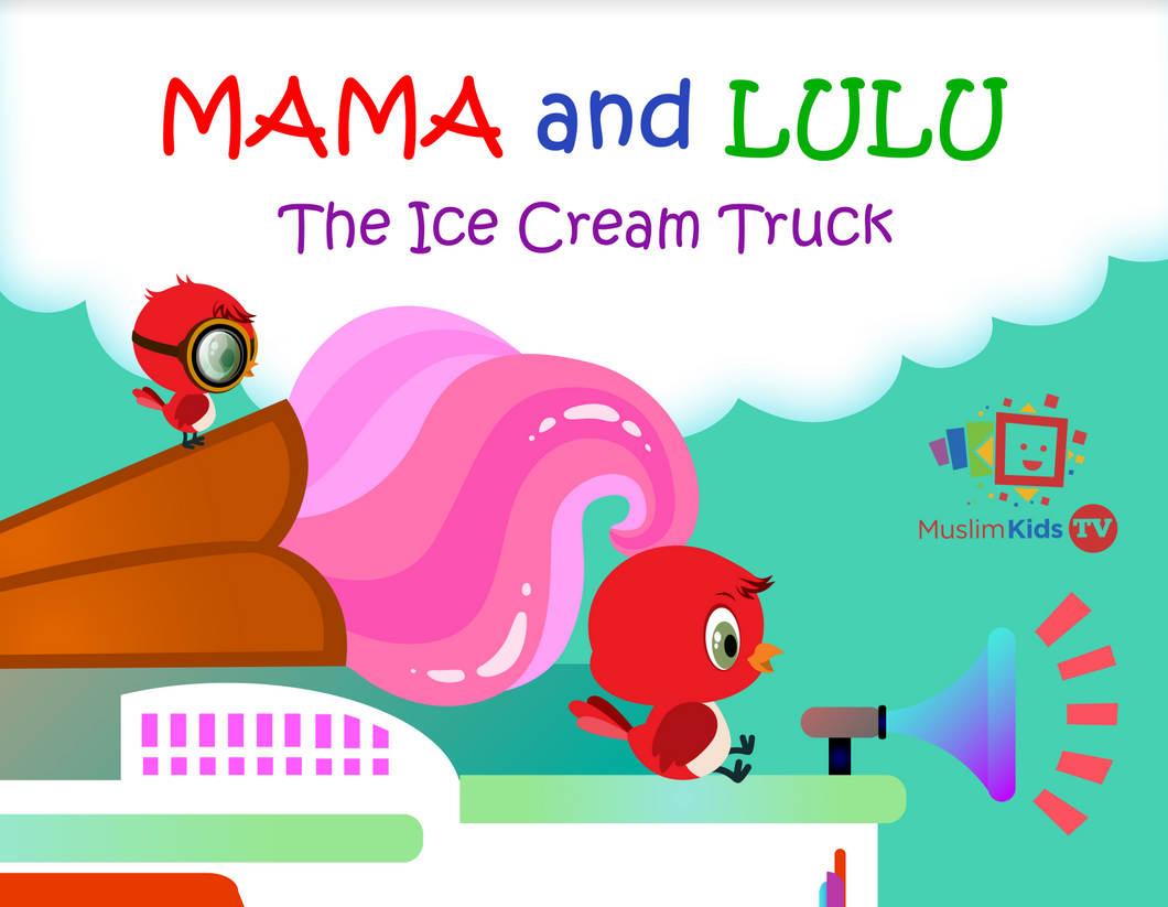 Mama and Lulu: The Ice Cream Truck