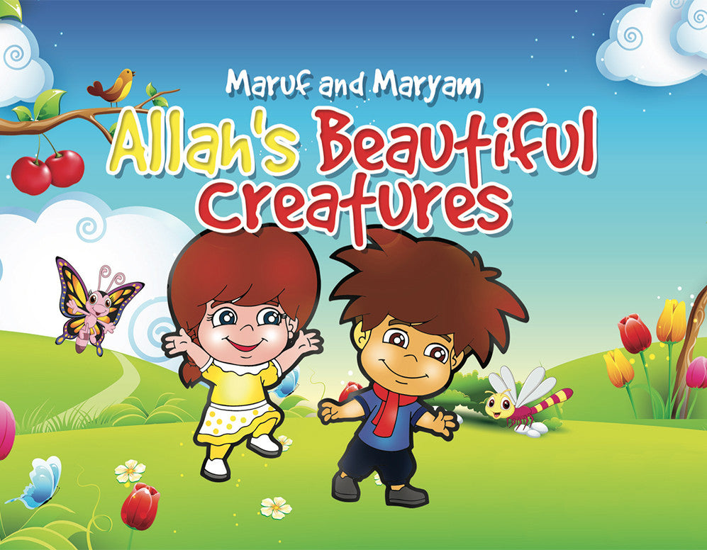 Maruf and Maryam - Allah's Beautiful Creatures