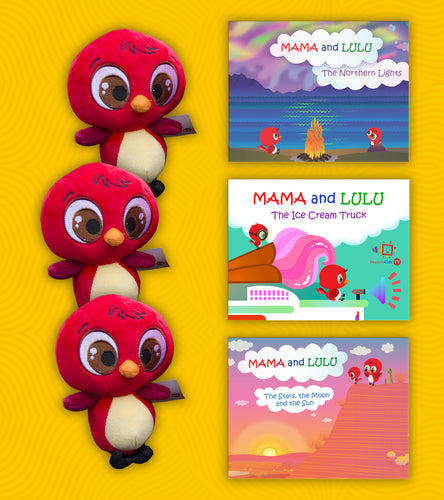 Mama and Lulu Gift Pack