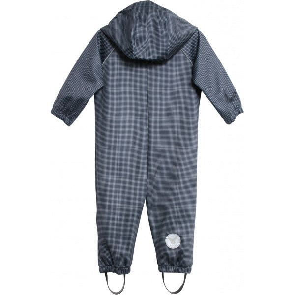 Softshell outdoor suit baby